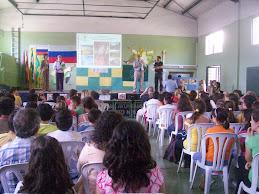 """Presentación del grupo: """"El Planeta Verde"""". Centro Cultural Ruso"""