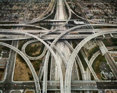 Judge Harry Pregerson, Лос-Анджелес, дороги