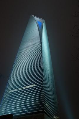 Шанхайский всемирный финансовый центр, Shanghai World Financial Center