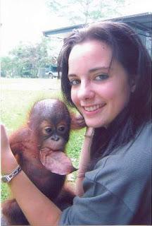 orangutan sepilok