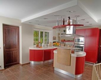 desain gambar dapur cantik