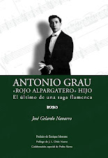 Antonio Grau *Rojo Alpargatero Hijo