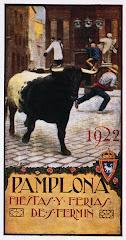 SAN FERMÍN 1922