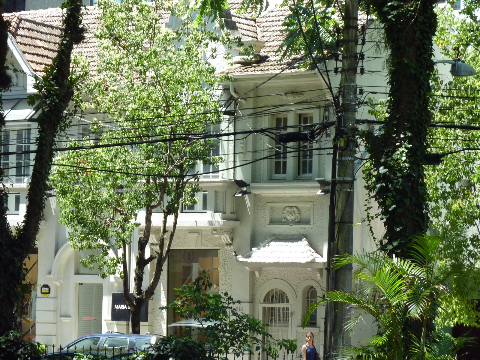 Global paths: Rua Padre Chagas, Porto Alegre (RS)