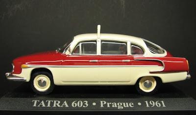 Tatra 603 Taxi