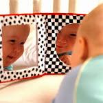 O mundo é como um espelho...