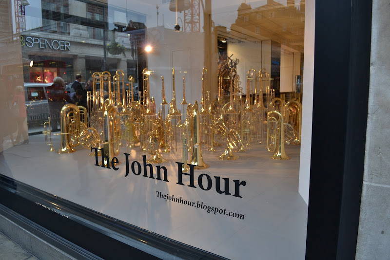 Always the more unique window displays when it comes to Selfridges title=