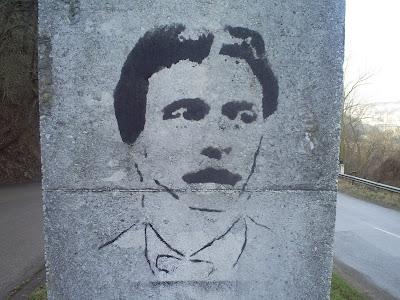 Графити Левски