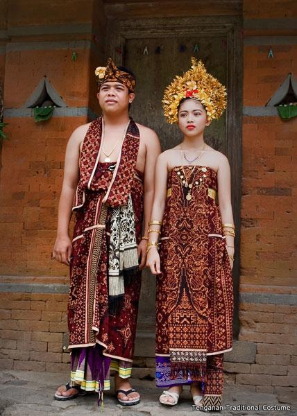 gambar pakaian tradisional indonesia