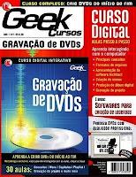 Vídeo Aula Gravação de DVDs