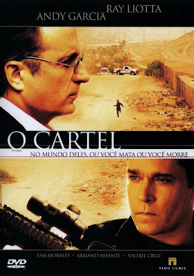 Filme O Cartel DVDRip RMVB Dublado