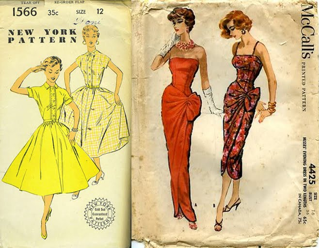 Teagan Tall Vintage Sewing Pattern Goodness