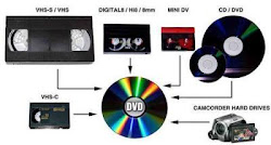PASA TUS CINTAS DE VIDEO A DVD