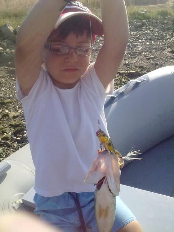 El niño con un Blass de Orellana
