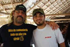 Con Frank en la Habana