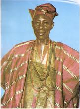 LATE ARABA OF LAGOS, NIGERIA             AKANO FASINA AGBOOLA