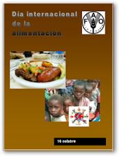 16 de octubre:Día internacional de la alimentación