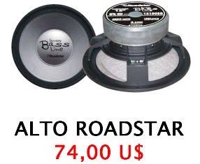 ALTO FALANTE ROADSTAR RS-12160
