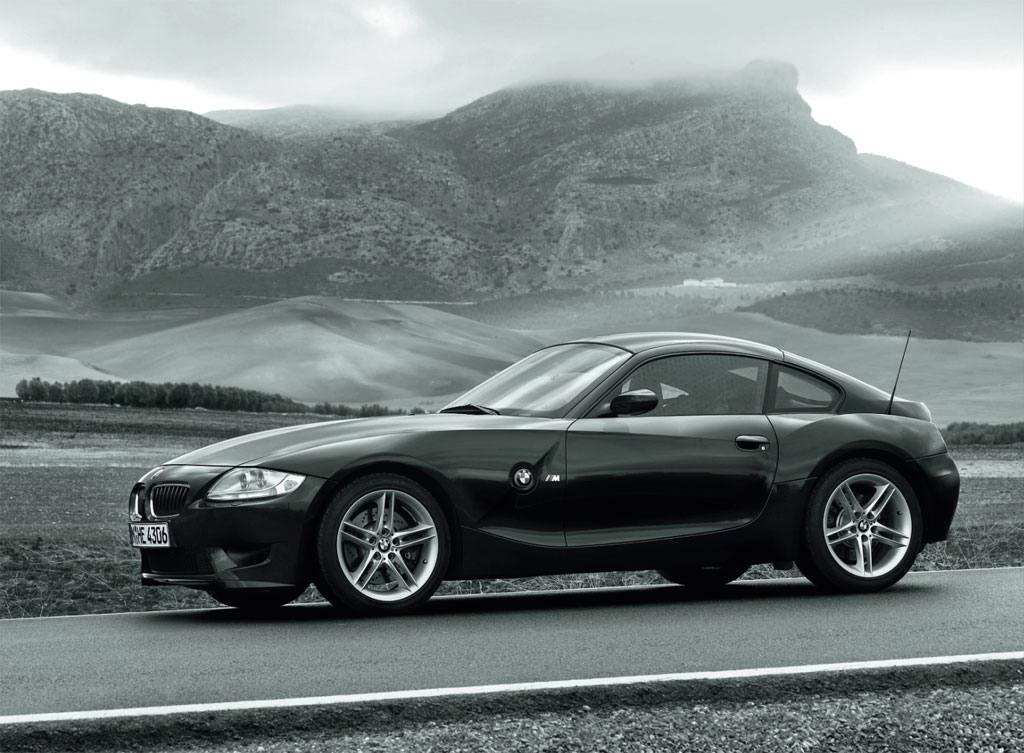 Latest Cars Zone Bmw Z4 Coupe Performance Vehicle Images