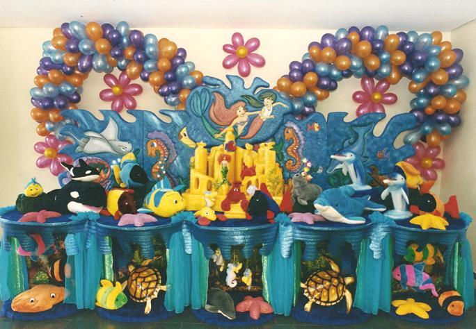 Be   Fe Decora    O De Festas Infantis