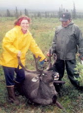 Palin the hunter
