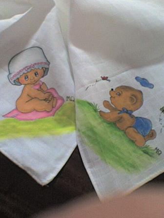 fraldinhas de bebe