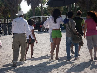 Priyanka Chopra on Sets of her new Film Dostana