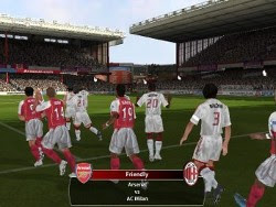 screenshot fifa footbal 2005