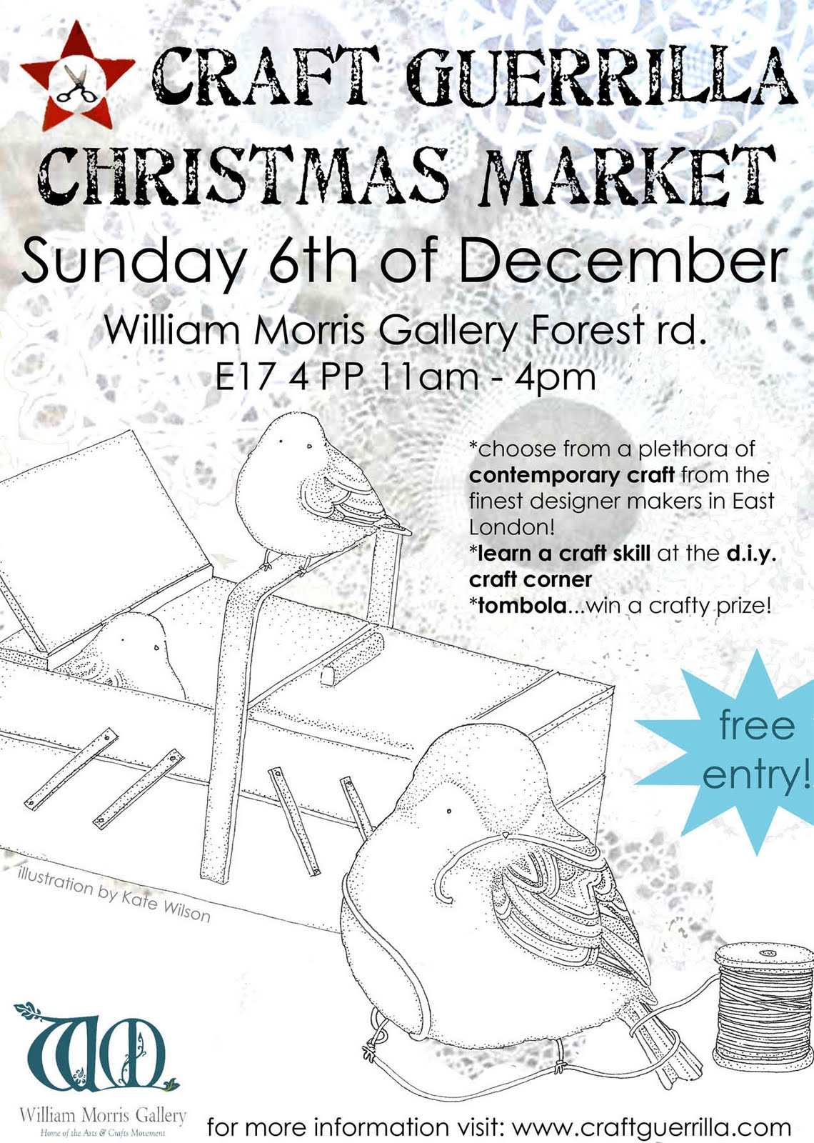 [christmas+fair+leaflet]