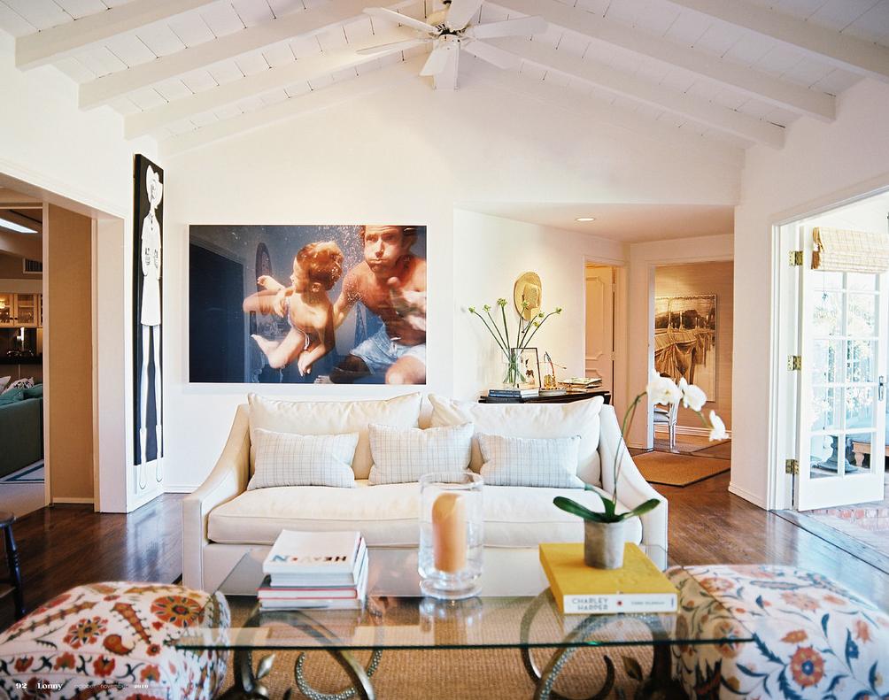 Bellevue and rose home tour lulu de kwiatkowski for Lulu designs interior design