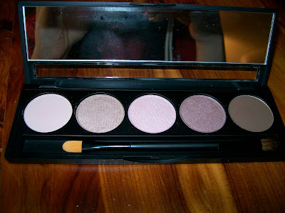 I used this palette recently in my