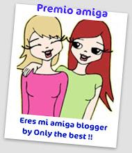 premio amiga by Only the best !!