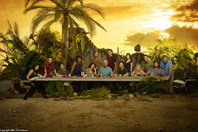 lost last supper parody