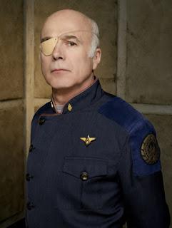 Col Saul Tigh looks like John McCain