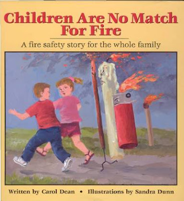 Your Children are no match for fire real books that look like photoshops
