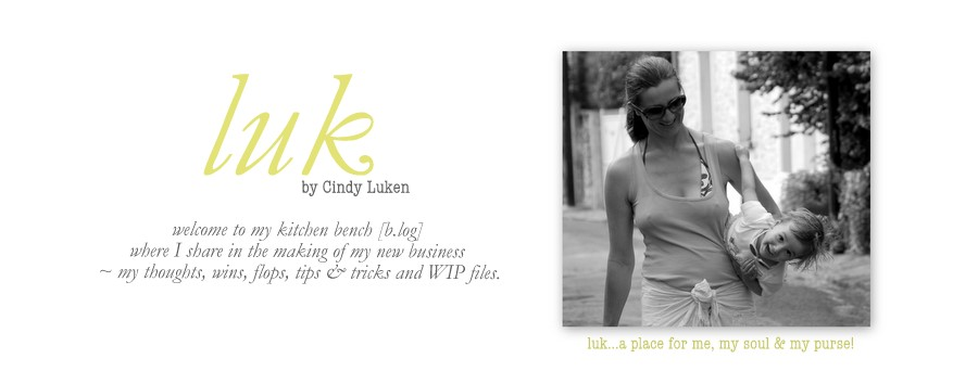 luk by Cindy Luken