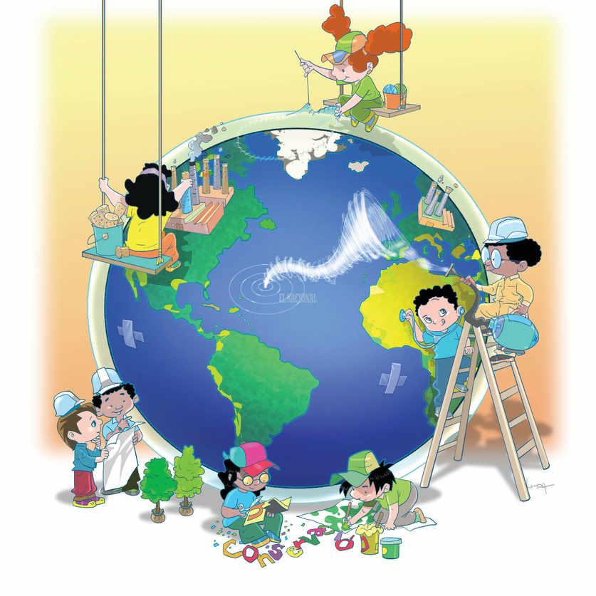 Planeta Tierra!