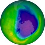 OZONE HOLE, OCTOBER 6-2007