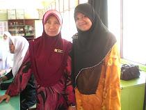 Bersama Kaunselor SMK Panji Alam