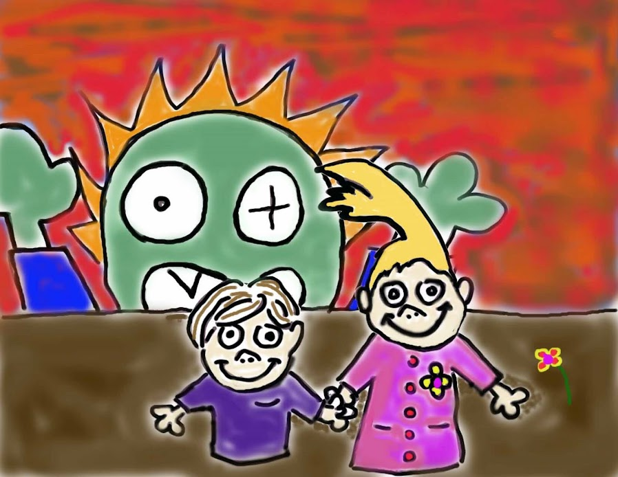 DAWN OF DAYCARE: A Parenting Guide for the Zombie Apocalypse