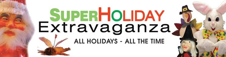 Super Holiday Extravaganza