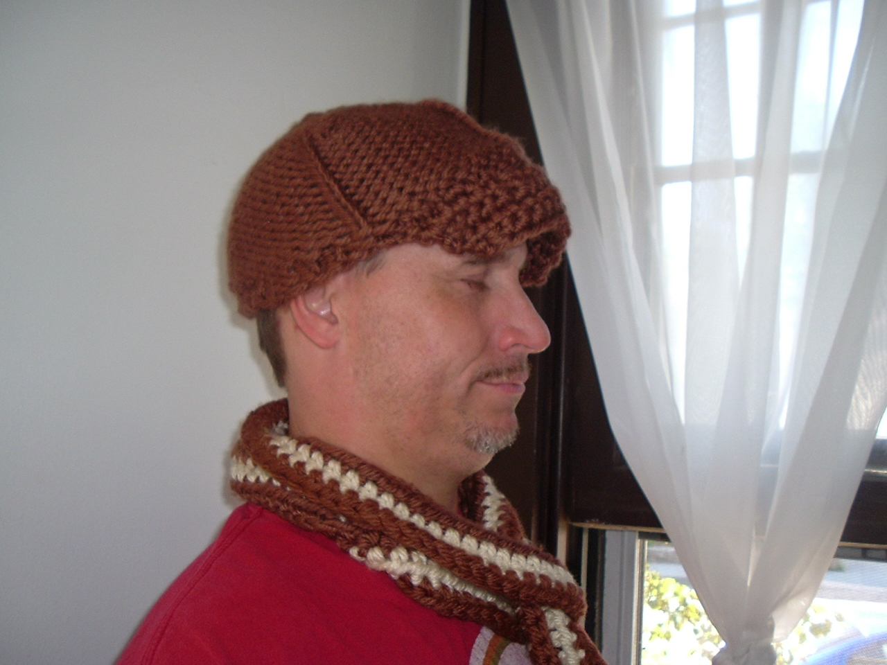 Pattern hybrid knit and crochet newsboy hat knuttinbutyarn pattern hybrid knit and crochet newsboy hat bankloansurffo Images