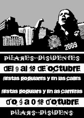PILARS DISIDENS 09- 8 A 18 D&#39; OTUBRE