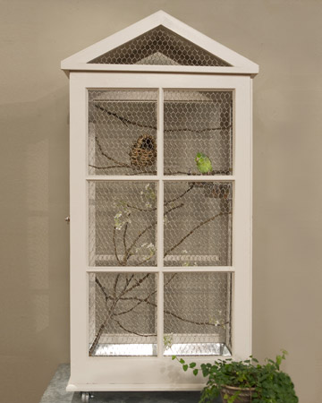 How to Build a Chinchilla Cage - Make a Homemade Chinchilla Cage