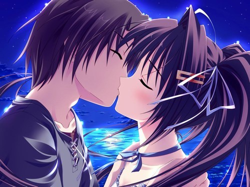 amor anime. imagenes de amor anime