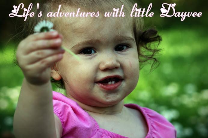 Life's adventures with little Dayvee