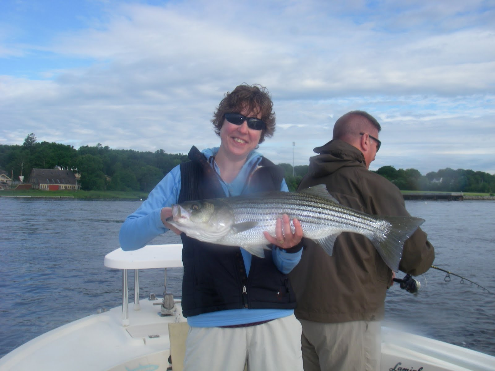 Fly fishing trips vacations equipment gear maine for Saltwater fishing in maine