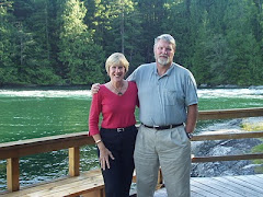 Rolynn and Steve at Dent Lodge - 2005