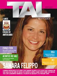 Edição n.13: SAMARA FELIPPO