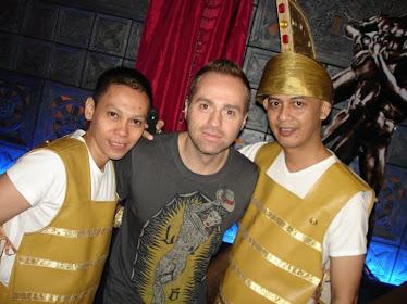 Yy , Abel Ramos and Me